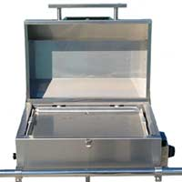 1 Burner Stainless Steel Barbecue
